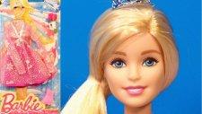 Barbie Bebek Giydirme - Barbie Buz Pateni Elbisesi - Barbie Videoları - EvcilikTV