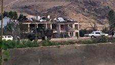 Ağrı'da Karakola İntihar Saldırısı 2 Asker Şehit 24 Asker Yaralı