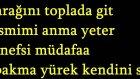 Demet Akalın feat. Gökhan Özen - Nefsi Müdafaa Lyrics