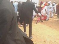 Gana'da Cenaze Töreni