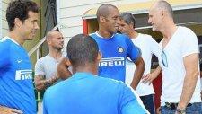 Inter, Florya'da Antrenman yaptı