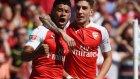 Arsenal 1-0 Chelsea - Maç Özeti (2.8.2015)