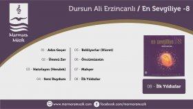 Dursun Ali Erzincanlı - İlk Yıldızlar