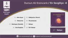 Dursun Ali Erzincanlı - Mahşer