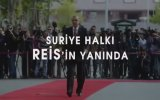 Suriyelilerden Recep Tayyip Erdoğan'a Destek