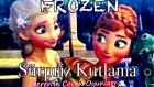 Frozen Anna'nın Doğumgünü Sürprizi Masalı