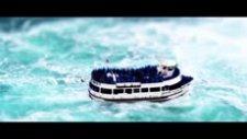 Niagara Şelalesi Tilt Shift Tekniğiyle Görüntülenirse