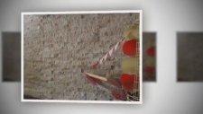Doğal Patlatma Traverten Mozaik Taşı