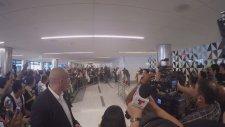 Giovani Dos Santos'a ABD'de coşkulu karşılama