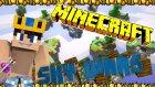 Minecraft SkyWars Bölüm-6 w/AhmetAga
