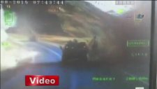 Pkk'nın Mayınlı Saldırısı Böyle Görüntülendi