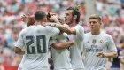 Real Madrid 2-0 Tottenham - Maç Özeti (4.8.2015)