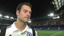 Begovic: 'Kendimi rahat hissediyorum'