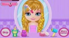 Bebek Barbie Okul Saçları - Baby Barbie School Haircuts