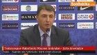 Trabzonspor-Rabotnicki Maçının Ardından - Şota Arveladze
