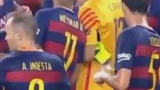 Busquets Neymar'ın Aklını Aldı!