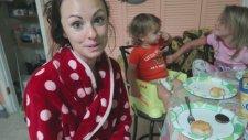 Hamile Olduğunu Tuvaletten Öğrendi