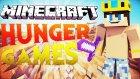 Minecraft Hunger Games | 155.Bölüm | /w AhmetAga