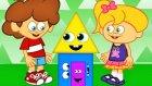Şekiller çocuk şarkısı - Sevimli Dostlar Eğitici Çocuk Şarkıları 2015