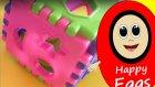 Sürpriz Yumurtalar | Şekilleri Öğreniyorum | Bultak Oyunu