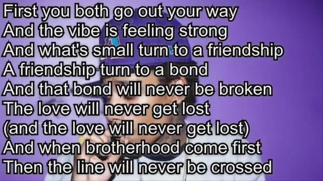 Wiz Khalifa-Charlie Puth See You Again Lyrics