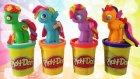 Play Doh My Little Pony Oyun Hamuru Tasarım Seti Oyuncak OyunHamuruTV