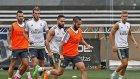 Real Madrid Hazırlıklara Başladı