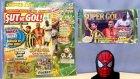 Şut Ve Gol Futbol Dergisi Süper Gol Oyun Kartları Hediyeli