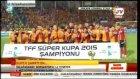 Süper Kupa Galatasaray'ın!