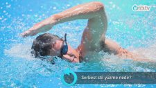 Serbest Stil Yüzme Nedir?