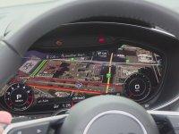 2016 Audi TT'nin Sanal Kokpiti