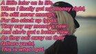 Bea Miller Rich Kids Lyrics+Picture