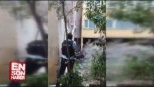 Konsolosluğa Saldıran Kadın Teröristin Vurulma Anı ( 18)