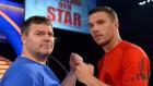 Lukas Podolski Yarışmada Şov Yaptı