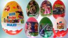 10 Sürpriz Yumurta Açımı Kinder Maxi, Kinder Joy ve Yeni Sürpriz Yumurtalar