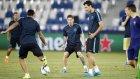 Barcelona, Süper Kupa hazırlıklarını tamamladı