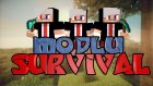 Minecraft Modlu Survival 1.7.10 : 2 Sezon 1 Bolum-Yeni Mod Pack!!!