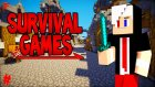Minecraft : Survival Games # Bölüm 16 # Uzunnn Oyun!!!