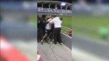 Teknik Direktörü Tribünde Tekme Tokat Dövdüler