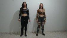 Bu Kızların Dansı İnternette Tık Rekoru Kırıyor     Yok Böyle Bir Şey 2