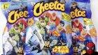 Cheetos Sürpriz Oyuncak TASO Hediyeli Justice League Cips Paketleri Açma