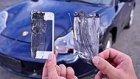 iPhone'u Porsche'nin Fren Balatası Olarak Kullanırsanız Ne Olur?