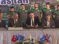 Ozan Tufan'lı Bursaspor Meslek Lisesi