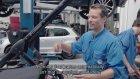 Volkswagen Otomatik Fren ve Takip Sistemi - Bebek Aracı