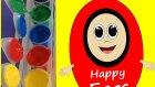 Eğitici Videolar | Renkleri Öğreniyorum | Parmak Boyası - Ana ve Ara Renkler