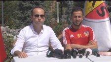 Kayserispor Zeki Yavru ile sözleşme imzaladı