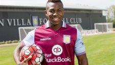 Adama Traore, Aston Villa'ya transfer oldu