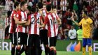 Athletic Bilbao 4-0 Barcelona - Maç Özeti (14.8.2015)