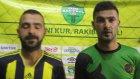 Bağbaşı Zeytinköyspor Karayazı Spor Basın Toplantısı Denizli