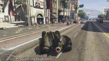 GTA 5 Batman & Batmobile  Iron Man Mod (GTA V PC Mods Gameplay Funny Moments)